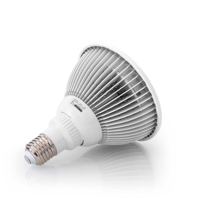 eSmart Germany Pflanzenlampe Leila 12 W 1.000 lmLED Wuchs Lampe Sockel E27