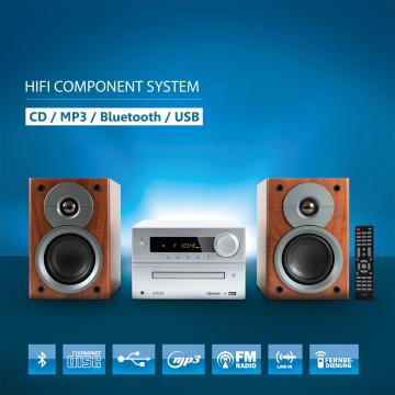 HAISER ® HiFi Component System HSR 117