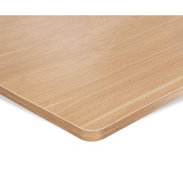 ESMART TPL-126M Tischplatte 120 x 60 cm, MDF, Ahorn Dekor