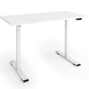ESMART ETA-121WW Elektrischer Schreibtisch 120 x 60 cm (Weiß)