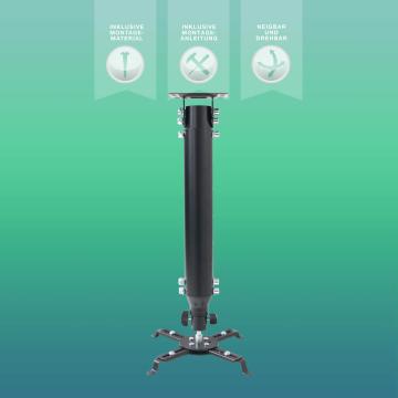 """Beamer- und Projektor-Universalhalterung """"Amplio"""" h=485mm"""